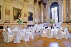 Historic Grade II listed wedding venue Westminster is exclusively available for your civil ceremony or civil partnership. Wedding Reception Venues, London Wedding, Table Decorations, Home Decor, Decoration Home, Room Decor, Wedding Receiving Line, Home Interior Design, Dinner Table Decorations