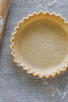 My FAVORITE Pie Crust