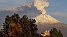 Volcanes más destacados de México