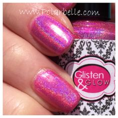 Raspberry Margarita from Glisten And Glow  Now available