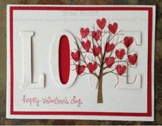 Stampin' With Sue: Love Eclipse Card