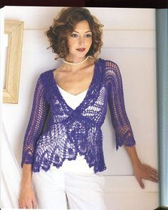 Cro So Fine 109 .......hope one of my crocheting friends wants to make this for me!