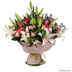 Reliable delivery of flowers in Kiev, Ukraine and all over the world. Bouquet, Flowers, Plants, Beautiful, Bouquets, Flora, Plant, Royal Icing Flowers, Floral Arrangements