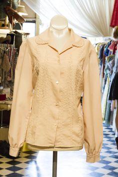 Cabaret Vintage - Vintage Ladies Dusty Rose Blouse, $58.00 (http://www.cabaretvintage.com/dresses/vintage-blouses/vintage-ladies-dusty-rose-blouse/)   #vintageblouse #blouse #blouses  #vintage #dressvintage #shopping #vintagestore #vintagefashion #ilovevintage #vintagelove #vintagegirl #vintageshopping #vintageclothing #vintagefinds #vintagelover #vintagelook #followme #skirtoftheday #ootd #shopitrightnow #instastyle #torontovintage #toronto #queenwest #cabaretvintage