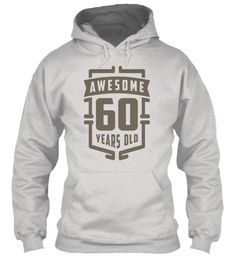 Awesome 60 Years Old