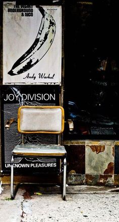 Velvet Underground & Joy Division