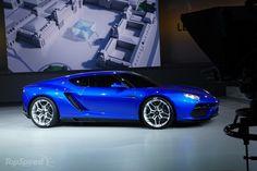 2015 Lamborghini Asterion LPI 910-4 Concept