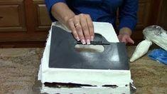 cake decorating - YouTube
