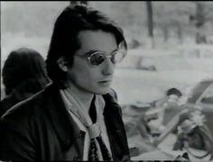 "Jean-Pierre Léaud in ""La maman et la putain"" Jean Pierre Leaud, Film Man, French New Wave, Alain Delon, Beautiful Babies, Beautiful People, Film Stills, Actor Model, Classic Movies"