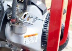 Multi-Fuel Generator - Gas Propane NG : 12 Steps (with Pictures) - Instructables Tri Fuel Generator, Home Backup Generator, Propane Generator, Natural Gas Generator, Diy Generator, Belt Grinder Plans, Hydrogen Generator, Free Gas, Emergency Preparation