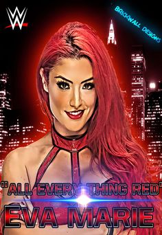 Eva Marie by BrickWallDesigns