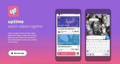 Google's YouTube is getting more social with a new app that lets you watch videos on the video streaming website with friends. Currently only available to