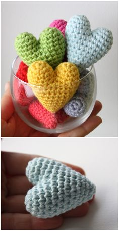 Ideas Crochet Patterns Free Amigurumi Easy Link For 2019 Fast Crochet, Crochet Hot Pads, Crochet Simple, Quick Crochet Gifts, Crochet Garland, Crochet Decoration, Doilies Crochet, Crochet Amigurumi Free Patterns, Knitting Patterns