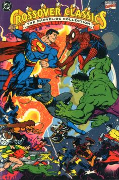 Crossover Classics: The Marvel/DC Collection - George Perez