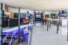 Neu im Vermietpark von Murdock: Indoor LED Wall Indoor, Led, Wall, Interior, Walls