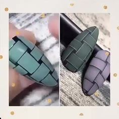 Nails Discover Do Beautiful Nail Designs at Home Basket weave nail art tutorial Cute Acrylic Nails, Gel Nail Art, Nail Art Diy, Diy Nails, Nail Nail, Nail Art Designs Videos, Nail Design Video, Nail Art Videos, Diy Videos