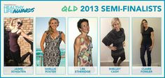 Meet our 2013 Healthy Life Awards QLD semi-finalsts http://healthylifeawards.com.au/