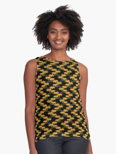 Yellow wildflowers pattern / by TsipiLevin
