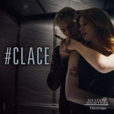 All of these Clace moments are  | Shadowhunters