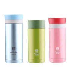 541248817 3 Piece Stainless Steel Vacuum Insulated Water Bottle Set Garrafa De Água  Insulada