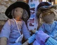Resultat d'imatges de muñecas artesanales Barcelona