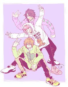Funny couple base New Ideas Manga Anime, Anime Guys, Anime Art, Anime Poses Reference, Drawing Reference, Drawing Tips, Couple Poses Drawing, Character Art, Character Design