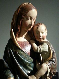 Lento Progressivo: Museo di Palazzo madama, Torino: Madonna con...