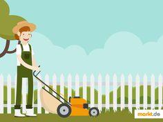 🌿 Tipps und Tricks zum Rasenmähen | markt.de #rasen #mähen #pflege #garten #rasenmäher