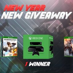 Mommy Comper Shared: Win XBOX One Plus Three Games – #Giveaways (WW)