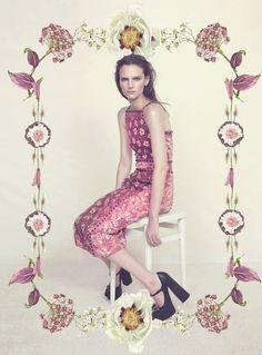 Les Yeux sans Visage: Fashion