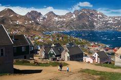 Ammassalik, Greenland