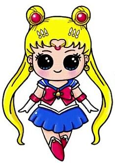 Sailor Moon Kawaii