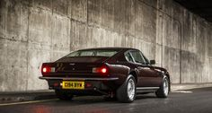 For 'Rocket Men' only – Sir Elton John's 1990 Aston Martin V8 Vantage