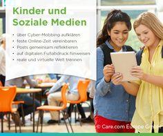 So helfen Eltern ihren Kindern im Umgang mit dem #SocialWeb. #sozialeMedien