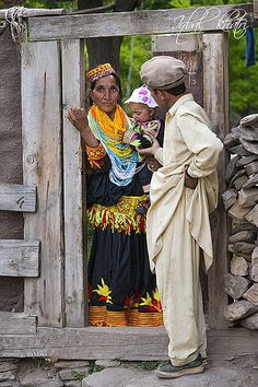 kalash people - Obscured by high mountains and across the treacherous muddy tracks, there live a people up in the north of Pakistan, who do not even know who they are or from where they came to live a life of isolation – yet maintain and protect their beliefs, their ideology and way of living. Their ancestry is enveloped in mystery and has always remained a subject of controversy. A legend says that five soldiers of the legions of Alexander of Macedonia settled in Chitral and are the…