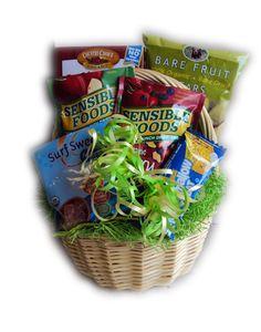Certified Organic Children's Gift Basket