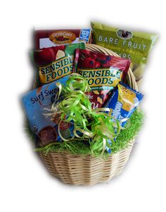 Childrens get well healthy gift basket gift baskets for certified organic childrens gift basket negle Image collections