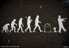 Undead as evolution
