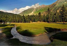 In the Shadow, In the Light - Rama valley, Astore, Gilgit Baltistan - Picture Credits - Yasir Iftikhar Awan - via Discover The Natural Beauty Of Pakistan