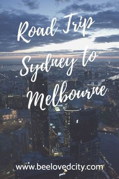 Going on a road trip from Sydney to Melbourne? BeeLoved City helps you planning your road trip in Australia. Discover the best of New South Wales and Victoria just here! Sydney Australia Travel, Australia Honeymoon, Melbourne Travel, Visit Australia, Victoria Australia, Queensland Australia, Western Australia, Working Holiday Visa, Working Holidays