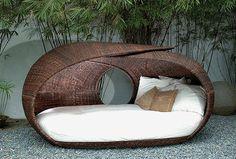 green furniture spartan daybed Amazing Green Design Furniture