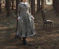 Винтажное платье / Vintage dress