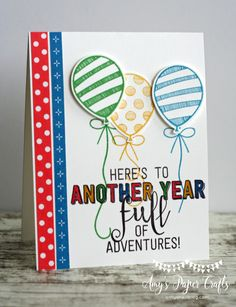 Another Year Full of Adventures — Monday Montage #85