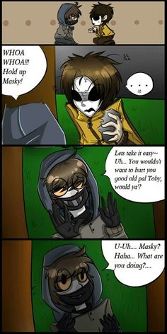 Marble hornets story