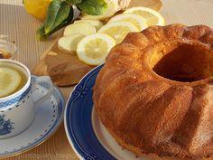 Apriti Sesamo - Cucina greca e non solo: Ciambellone limone e zenzero
