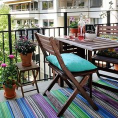 Budget-Friendly Balcony Design Ideas