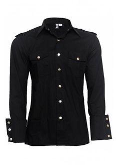Necessary Evil Slaine Shirt | Attitude Clothing