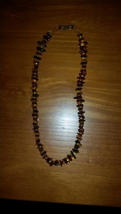 2nd amber necklace