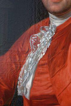 Pierre-Adrien CHOQUET Abbeville, 1743 – Abbeville, 1813 La visite du médecin Huile sur toile Legs Choquet, 1880 Abbeville, Musée Boucher-de-Perthes