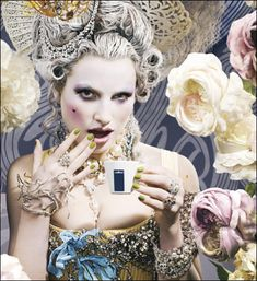 Marie Antoinette Lav
